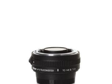 Rentals: Nikon Teleconverter AF-S TC-14E III 1,4x