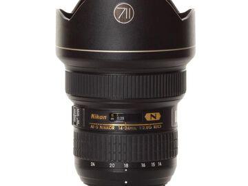 Rentals: Nikon Lens AF-S Nikkor 14-24mm 2,8G ED