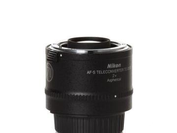 Rentals: Nikon Teleconverter AF-S TC-20E III 2,0x