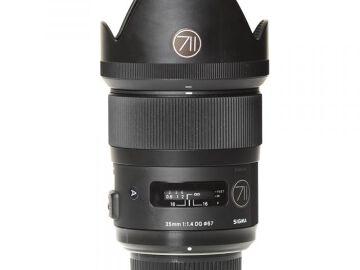 Rentals: Nikon Lens Sigma Art 35mm 1,4 DG