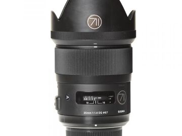 Vermieten: Nikon Lens Sigma Art 35mm 1,4 DG