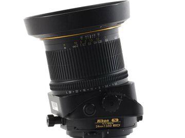Rentals: Nikon Lens PC-E Nikkor 24mm f/3.5D ED
