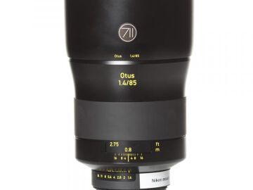 Rentals: Nikon Lens Zeiss Otus T*1,4/85mm ZF2