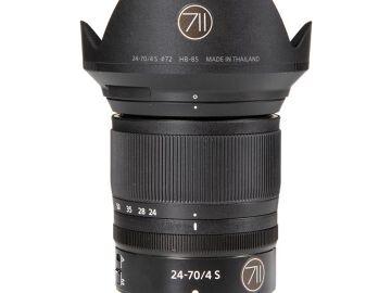 Rentals: Nikon Lens AF Nikkor Z 24-70mm 4,0 S