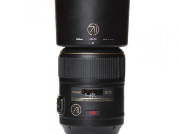 Rentals: Nikon Lens AF-S Micro Nikkor 105mm 2,8G ED VR