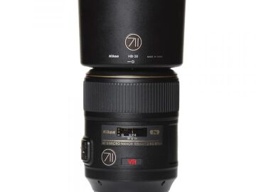 Vermieten: Nikon Lens AF-S Micro Nikkor 105mm 2,8G ED VR