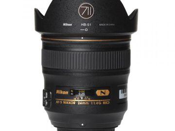 Rentals: Nikon Lens AF-S Nikkor 24mm 1,4G