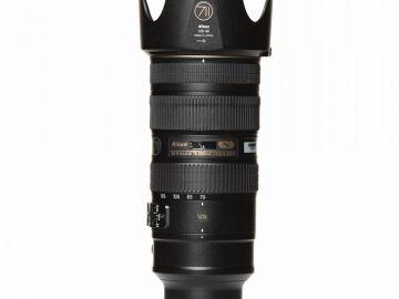 Rentals: Nikon Lens AF-S Nikkor 70-200mm 2,8G ED VRII