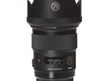 Vermieten: Nikon Lens Sigma Art 50mm 1,4