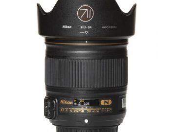 Rentals: Nikon Lens AF-S Nikkor 28mm 1,8G