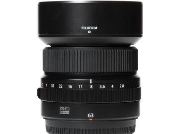 Rentals: Fujifilm Lens GF 63mm F2,8 R WR