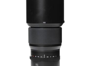 Rentals: Fujinon Lens GF 110mm F2 R LM WR