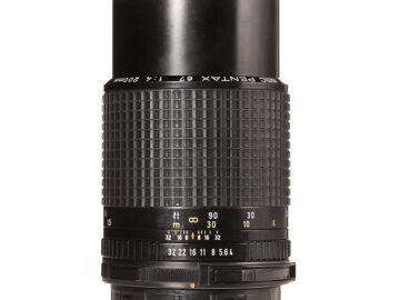 Rentals: Pentax Lens 200/4 Takumar