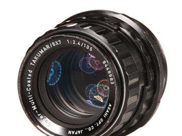 Rentals: Pentax Lens 105/2,4 Takumar