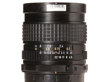 Rentals: Pentax Lens  75/4,5 Takumar