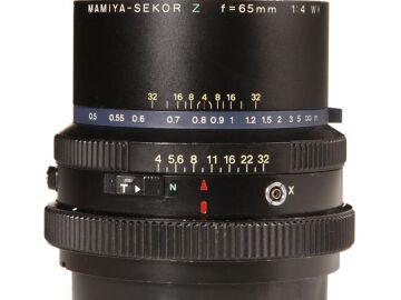 Rentals: Mamiya RZ Lens Sekor-Z  65mm 4