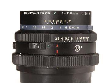 Rentals: Mamiya RZ Lens Sekor-Z 110mm 2,8