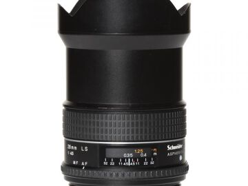 Vermieten: Phase One Lens  28mm 4,5 AF LS