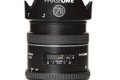 Rentals: Phase One Lens  45mm 2,8 AF