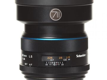 Rentals: Phase One Lens  80mm 2,8 AF LS Blue ring