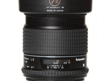 Vermieten: Phase One Lens  55mm 2,8  AF LS
