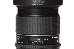 Rentals: Phase One Lens  55mm 2,8  AF LS