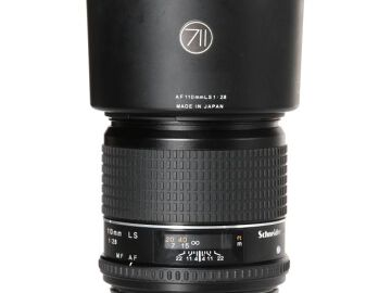 Vermieten: Phase One Lens 110mm 2,8 AF LS