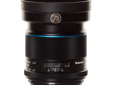 Rentals: Phase One Lens  55mm 2,8 AF LS Blue ring