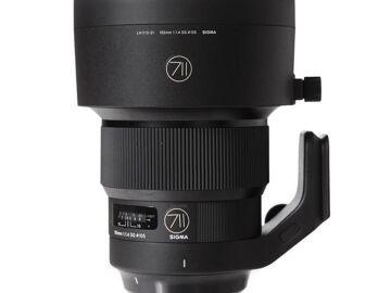 Rentals: Nikon Lens Sigma Art 105mm 1,4 DG HSM