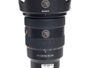 Rentals: Sony Lens FE 16-35mm F2.8 GM