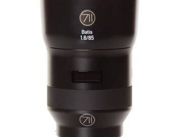 Rentals: Sony Lens Zeiss Batis 85mm 1,8