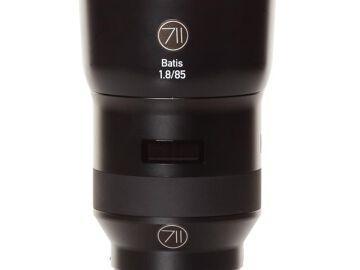 Rentals: Sony Lens Zeiss Batis 85mm 1,8