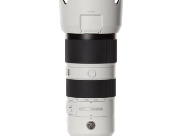 Rentals: Sony SEL FE 70-200 mm F2,8 GM OSS