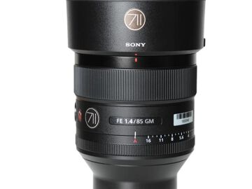 Rentals: Sony Lens FE 85mm F1,4 GM