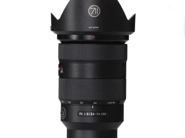 Rentals: Sony SEL FE 24-70mm F 2,8 GM
