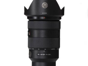 Rentals: Sony SEL FE 24-70mm F 2,8 GM