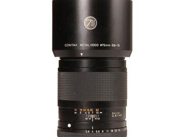 Rentals: Contax 645 Lens 140mm/2,8 Sonnar
