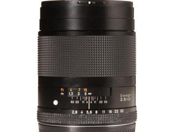 Rentals: Contax 645 Lens  45mm/2,8