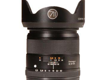 Rentals: Contax 645 Lens  55mm/3,5 Distagon