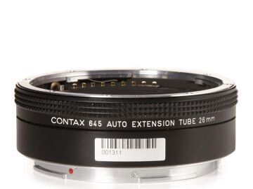 Rentals: Contax 645 Extension Tube 26mm