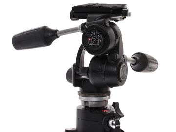 Rentals: Manfrotto Three-way Head 808RC4