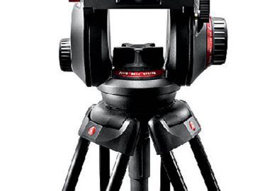 Rentals: Manfrotto Videohead 509HD (100mm bowl)
