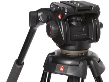 Rentals: Manfrotto Videohead 501HDV (75mm bowl)
