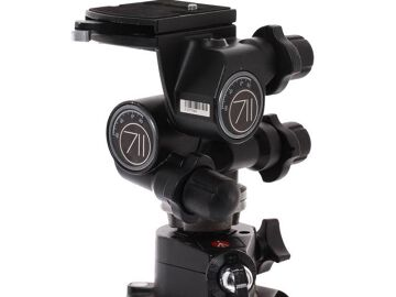 Rentals: Manfrotto Three-way Head 410 geared