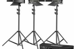 Rentals: Neewer 660 LED 3x Lamps Kit
