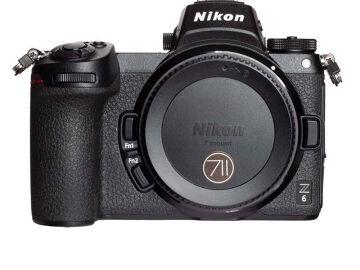 Rentals: Nikon Z6 Body 24,5MP