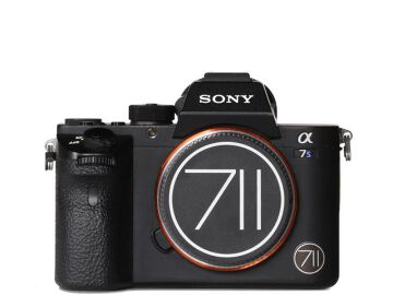 Rentals: Sony Alpha 7SII Body 12,2 MP