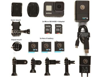 Rentals: GoPro Hero8 Black Camera