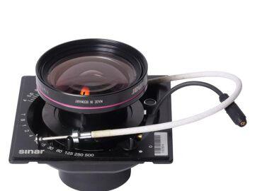 Rentals: Sinaron Lens 35/4 Digitar HR