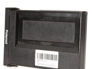 Rentals: Contax 645 Polaroid Back
